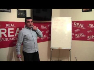 REAL İcra Katibi Natiq Cəfərli