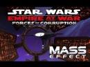 Gameplay - Star Wars Empire at war : Forces of corruption - Mass Effec at War mod