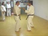 Tom Hills Karate Dojo; Goju Kata Bunkai; Tensho; (Chi Gung) stacked breathing & punching