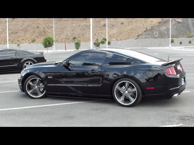 2011 Mustang GT Borla Exhaust