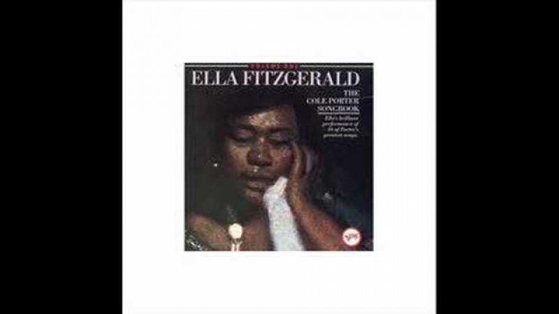 Ella Fitzgerald - Evry Time We Say Goodbye