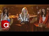 Yeng, Nadine, Janella in Chinito acoustic number