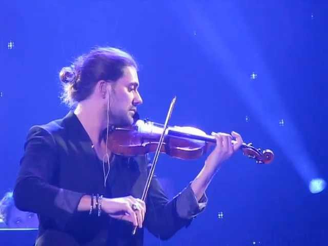 David Garrett - Nocturne - Chopin - Wien 13.05.2013