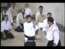 Morihiro Saito 9th dan teaches the fundamentals of nikyo