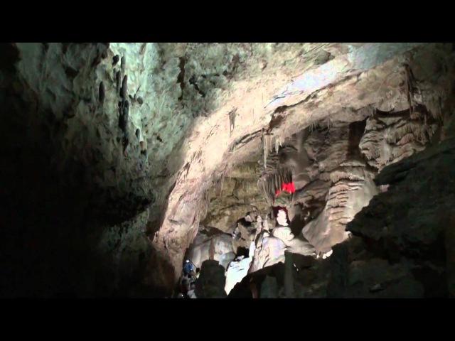 АБХАЗИЯ новоафонские пещеры HD