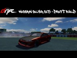 SLRR by Jack v2 - Building Drift car - Nissan Silvia [Guid and DRIFTING] Дрифт Корч - Ниссан Сильвия