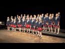 Puttin' on the Ritz - Irving Berlin - Girls' Choir, Poznan, Poland