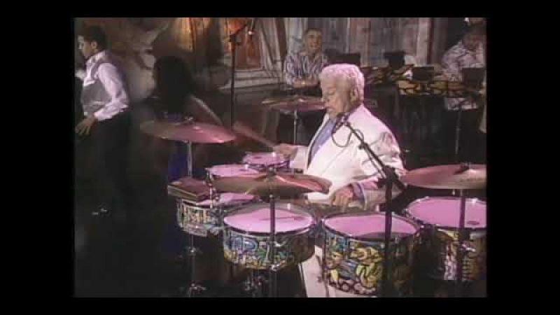 Tito Puente Last Life Performance Oye Como Va