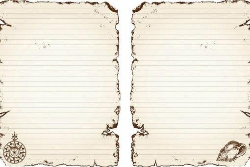 Как создать фон для письма