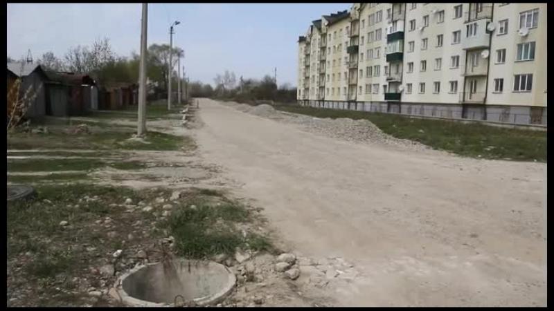 Чи дочекаються мешканці вулиці Леонтовича нормальної дороги