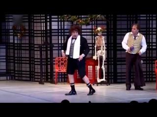Обычное дело. спектакль (театр им. Вахтангова 2015 год)
