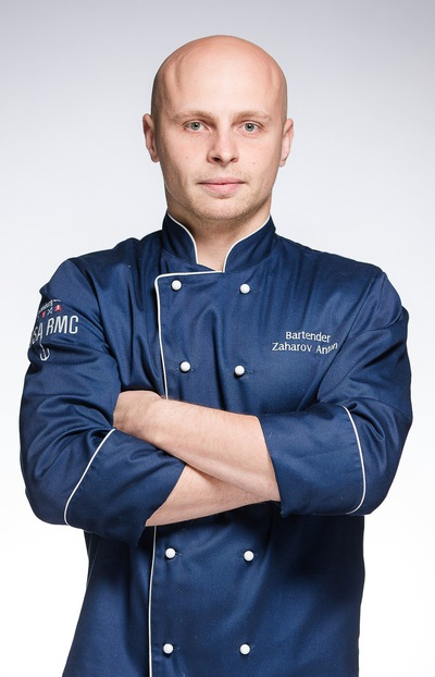 Антон Захаров