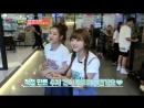 "· Show|Cut · 150918 · OH MY GIRL (YooA & Jiho) · MBC Music ""Oh My Girl Cast"" Ep.5 ·"