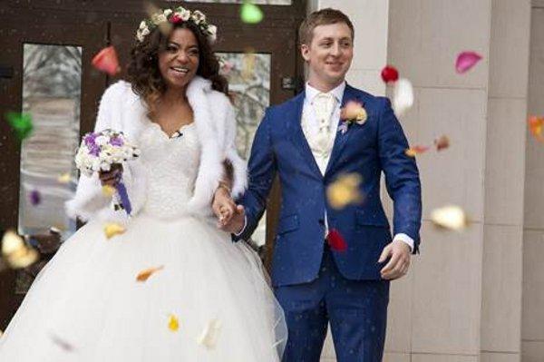 Дом два свадьба фото