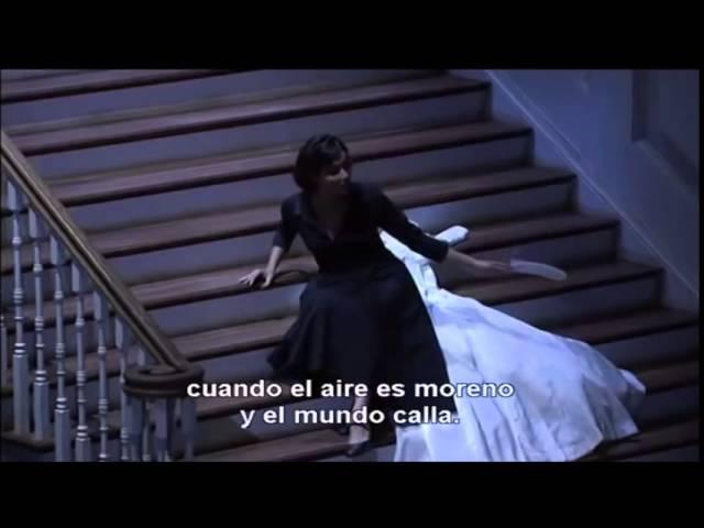 Deh vieni non tardar Anna Netrebko Sub Español