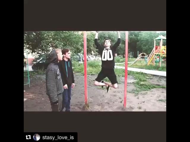 "NATAN MIROV on Instagram ""Пацандре на спорте ✔️😬 тыготовуслышатьнет"""