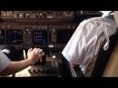 Взлет Бангкок Трансаэро Боинг 747-400
