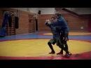 Школа боевого самбо с Игорем Исайкиным и 4MMA передняя подножка