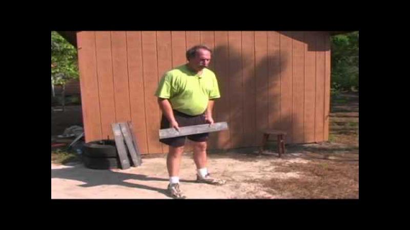 Джон Брукфилд, упражнения для силы предплечий и кистей. Ч.2