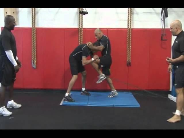 Круговая тренировка для бойцов ММА смешанных единоборств
