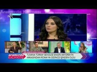 Engin Akyürek aşkı Tuvana Türkay 'ı işinden etti