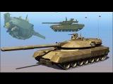 ТАНК АРМАТ(Аarmata tank) Технические характеристики танка Т 14 и тяжелая БМП Т 15 «Армата»