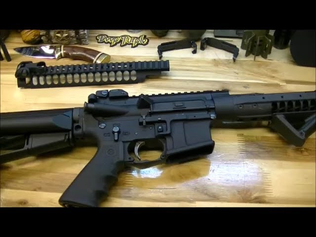 Винтовка M4 Carbine, часть 3: сборка-разборка