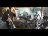 Le collectif Nu jazz project sur Radio Campus