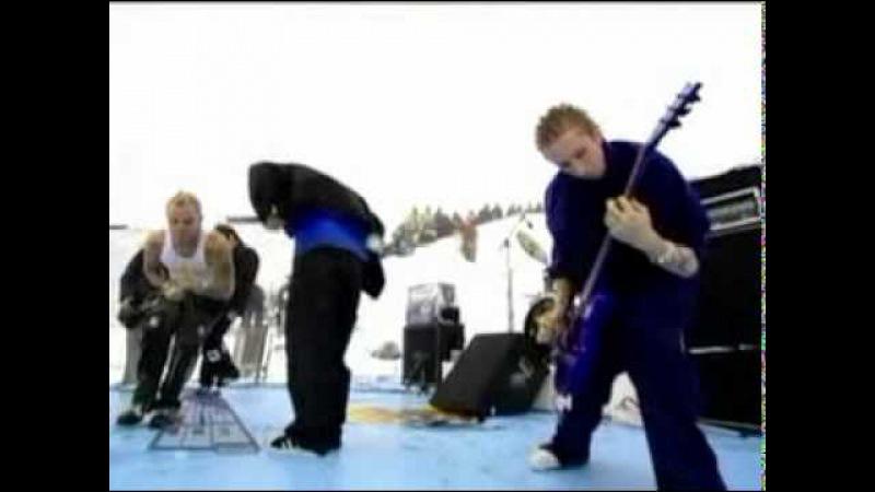 Crazy Town - Darkside   Live At Snow Job, Canada [2001]