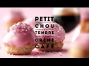 ROSE by Carte Noire : Petit chou si tendre à la crème de café
