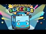 Игра Мультик про автобус ТАЙО: Гараж. Развивающие игры для малышей