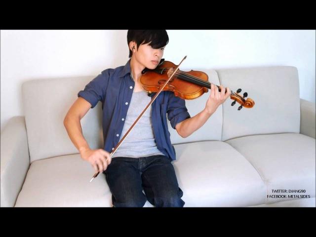 Titanium - Violin Piano Cover - David Guetta feat. Sia - Daniel Jang