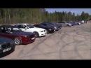 BMW club meet in Hedemora 17/5-2014