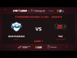 MVP.Phoenix vs TnC, StarSeries 13 SEA, Game 1