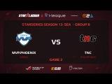 MVP.Phoenix vs TnC, StarSeries 13 SEA, Game 2