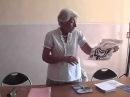 Марва Оганян в Крыму, сентябрь 2011 - лекция 1