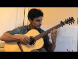 The winner takes it all (cover) Sungha's Arrangement