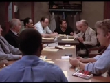 12 Angry Men (1997) - Jack Lemmon George C. Scott Hume Cronyn Armin Mueller-Stahl James Gandolfini William Friedkin