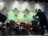 Концерт народной музыки. Часть 7 (Хор - Огонек)