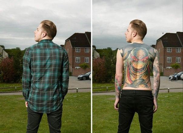 5dgJ0Tn3YYw - Какие татуировки иногда скрывает одежда