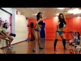 Тверк - Катя Шошина и Леся.. Booty dance