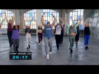 Shaun T -- CIZE - 6. Livin in the 8s -- Workout