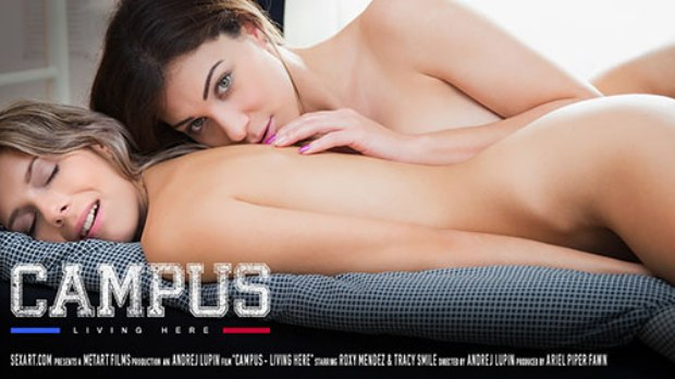 Campus Episode II – Living Here – Roxy Mendez & Tracy Smile