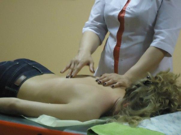 массажистка рита фото