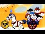 Мультики: Пони бегает по кругу