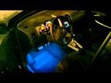 подсветка ног передних пассажиров тойота королла 2012г 150 кузов