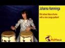Conga pattern in old school disco by Johanna Hamminga