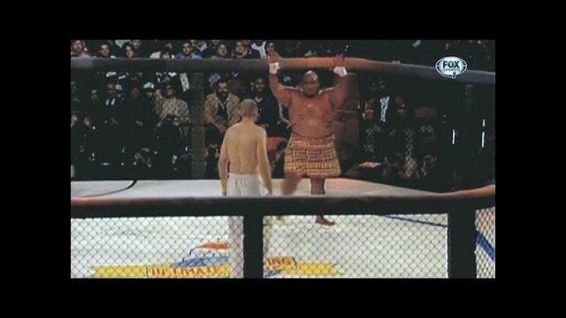 Brutal beginnings of the UFC