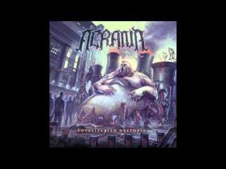 Acrania - A Gluttonous Abomination