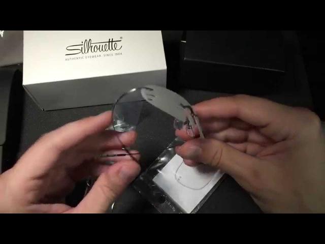 Оправа очков Silhouette 7799 6107 TMA - Обзор